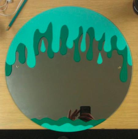 Slime Mirror